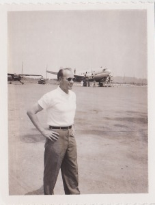 Major Carmon Logan Keyser, USAF  April 13, 1962